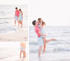 56 Best What To Wear Beach Engagement Session Images Engagement