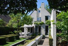 Onder architectuur aangelegde tuin in Goirle | Inrichting-huis.com