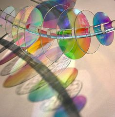 glass sculpture by Desiree Hope a graduate exhibiting at this years New Designer show in London.