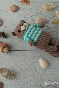Handmade Toys, Handmade Crafts, Handmade Ideas, Crochet Animal Patterns, Amigurumi Patterns, Thanksgiving Gifts, Thanksgiving Decorations, Jute Crafts, Stuffed Toys Patterns