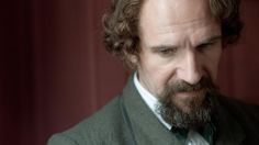 Ralph Fiennes as Charles Dickens #TheInvisibleWoman