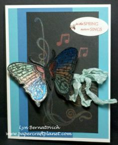 Working with Perfect Pearls - Paper Craft Planet