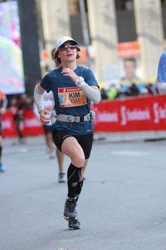Kim proves herself worthy of being honoured Runner's Life Athlete of the Month