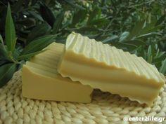 Χειροποίητο Σαπούνι ελαιολάδου ή Καστίλης – Η βασίλισσα των σαπουνιών - Handmade Olive Oil Soap or Castile - The Queen of soaps www.enter2life.gr
