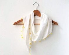 Scarf Aprons Placamats Doilies Handmade by sorahandmadeshop Gifts For Women, Gifts For Her, Beach Scarf, Cotton Scarf, Doilies, Aprons, Etsy Seller, Handmade Gifts, Unique