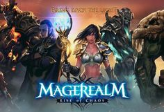 magerealm game - Buscar con Google