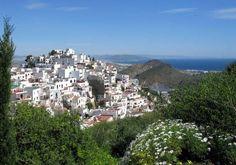 Village of Mojacar, Spain.