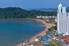 The Westin Playa Bonita Panama - Exterior with wonderful pools and restaurants. #visitpanama #rjyoung #saleschampions