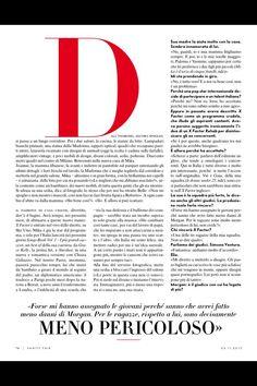 Mika Vanity Fair n.44 6th november 2013  interview pag.3