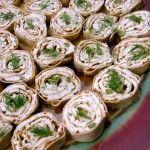 Skinny Smoked Salmon Pinwheel Appetizers