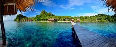 the Island that should be visited in Raja Ampat