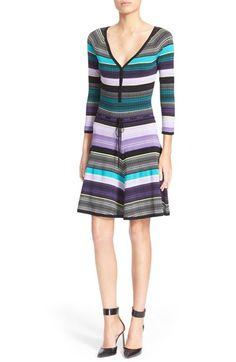 Diane von Furstenberg 'Carrigan' Sweater Dress available at #Nordstrom