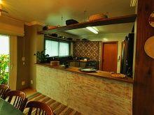 Projeto Bontempo Caxias do Sul, do Arq. Ricardo Bosi. Mais informações em: http://www.bontempo.com.br/br/projetos/arq-ricardo-bosi/cozinhas/cozinha/130/