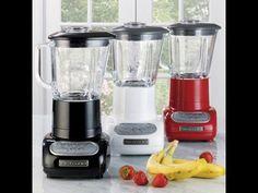 KitchenAid® 5 Speed Blender - http://healthcookingreview.com/kitchenaid-5-speed-blender/