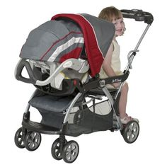 Most parents use strollers all the time–to take power walks, go running, go shopping or walk around street festivals, malls and downtowns. A stroller ride also can help a fussy baby fall asleep (they love fresh air and movement). Used Strollers, Cheap Strollers, Best Baby Strollers, Double Strollers, Best Double Pram, Double Prams, Best Double Stroller, Babies R Us, Best Prams
