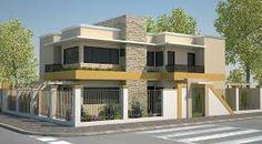decoraçao de fachadas de casas com pedras - Pesquisa Google