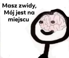 Polish Memes, Funny Mems, Cartoon Jokes, Think, Aesthetic Videos, Mood Pics, Story Of My Life, Wtf Funny, Reaction Pictures