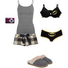Sexy Pajamas Polyvore   swag pajamas polyvore