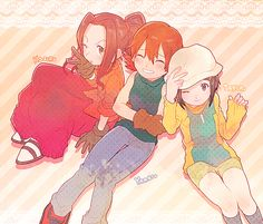 I don't ship Sorato, but this is still super cute! #Digimon