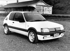 205GTI 1.9 Peugeot, Cars And Motorcycles, Pugs, Classic Cars, Automobile, Vehicles, Beetle, Wheels, Hipster Stuff