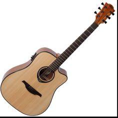 LAG Guitars!  Sound great