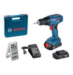 BOSCH Li-Ion Drill Driver Kit   Makro Online - R1499