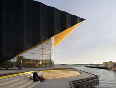 Kilden Performing Arts Center in Kristiansand, Norway