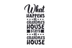 What Happens at Grandpa¡¯s House, Stays at Grandpa¡¯s House Design , Creative Flyer Design, Creative Flyers, Family Clipart, Heart Warming Quotes, Marketing Flyers, Craft Club, Family Crafts, Symbol Logo, Premium Fonts