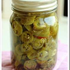 How to Can Jalapenos