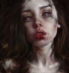 ArtStation - itsme, Elena Sai