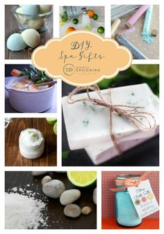 DIY Spa Gifts Pinnab