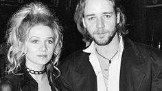 Russell Crowe met Danielle Spencer, his co-star in The Crossing, in 1989. They were off and on, but eventually married in 2001.