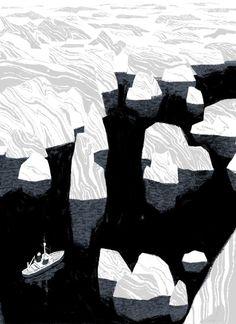 The Arctic Circle, Jun Cen.
