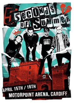 Cardiff's limited edition SLFL poster