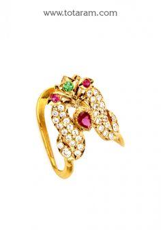 Gold Vanki Rings Vanki ring Gold jewellery and India