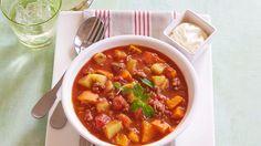 Wir bereiten unser Chili heute mit Kürbis zu - ein wunderbar herbstlicher Genuss!