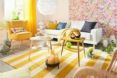 Interior inspiration   OTTO Vilnonis kilimas Guido Maria Kretschmer Home&Living Cosy Corner, Outdoor Furniture Sets, Outdoor Decor, Rattan, Floor Chair, Home And Living, Interior Inspiration, Flooring, Contemporary