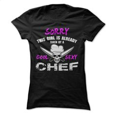 Cool Sexy Chef T Shirt, Hoodie, Sweatshirts - design your own t-shirt #tee #fashion