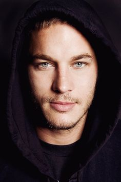 Travis fimmel. My favourite. TRAVIS FIMMEL.... I don't know who that is but damn, he has some fine eyes.