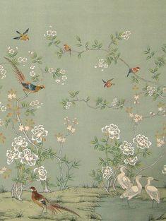 Kew WGC-150 Wallpaper asian wallpaper Paul Montgomery Studio