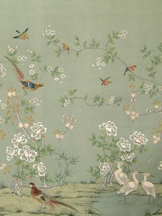 Kew WGC-150 Wallpaper asian wallpaper Paul Montgomery Studio