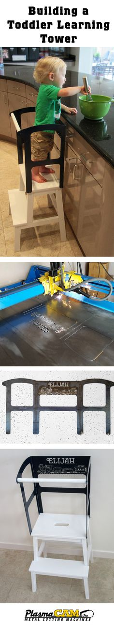 See why people prefer PlasmaCAM's affordable CNC Plasma Cutting Table. This is the best plasma cutting machine for creating metal art, custom auto parts, or any other metal shape you may need! Cnc Plasma Table, Custom Metal Art, Learning Tower, Plasma Cutting, Cutting Tables, Decorating Ideas, Crafts, Diy, Manualidades