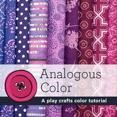 Analogous color theory