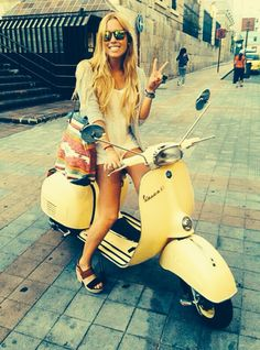 My friend  My Vespa 160gt!!! By Reybabilon for the best rates on your bike or scoot  SKype .facebook:mcsplst  551-800-5991