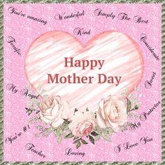 There are so many roles our mothers fill, send this card to show your mum you appreciate them all. Free online I Love You For These Reasons ecards on Mother's Day Big Hugs For You, Hug You, Mother Day Wishes, Happy Mothers Day, Love Hug, Mum Birthday, Flower Quotes, Name Cards, Card Sizes