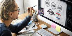 5 Logo Design Tips Logo Design Tipps, Logo Design Trends, Branding Design, How To Design Logo, Design Ideas, How To Make Logo, Create A Logo, Business Logo, Business Design