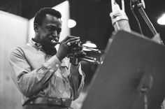 Miles Davis! Birth of the cool.