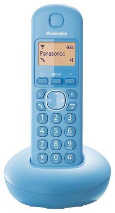 Panasonic KX-TGB210NZF Single Cordless Phone - Blue $34.99 from Noel Leeming