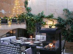 Restaurante en Mallorca Restaurante en Ses salines Tapas en Mallorca Restaurante con patio Restaurante mallorquín