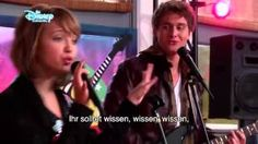 Violetta Deutschland - YouTube College 11 singt Go